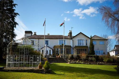 Northop Hall Country House Hotel Cover Picture
