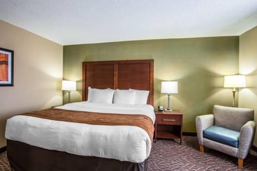 Comfort Inn & Suites Kannapolis - Concord Cover Picture