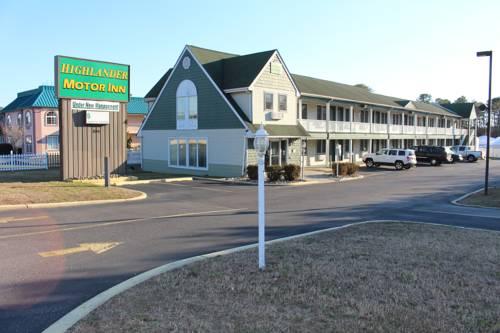Highlander Motor Inn Atlantic City Cover Picture