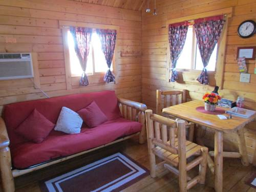 Katie's Cozy Cabins Cover Picture