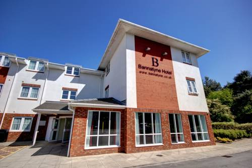Bannatyne Hotel Durham Cover Picture