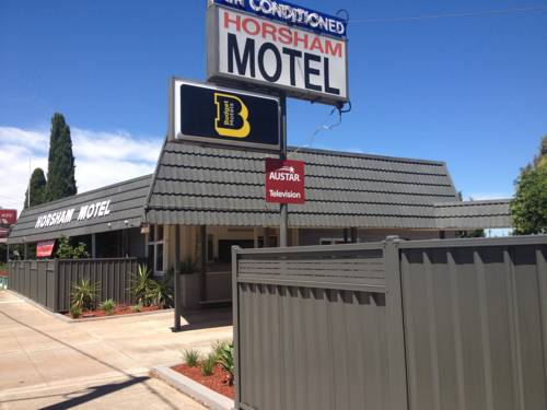 Horsham Motel Cover Picture