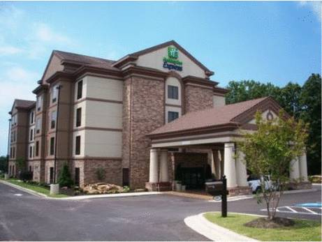 Holiday Inn Express & Suites Maumelle Cover Picture
