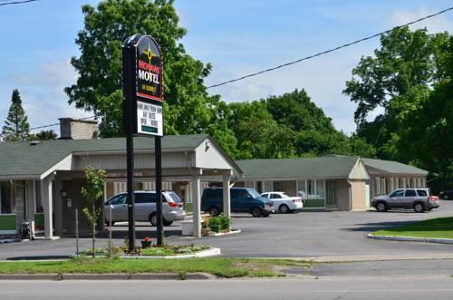 Mohawk Motel Cover Picture