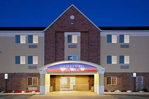 Candlewood Suites Indianapolis - South Cover Picture