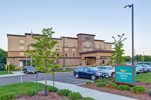 Homewood Suites by Hilton Waterloo/St. Jacobs Cover Picture