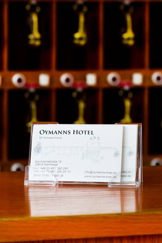 Hotel Oymanns Cover Picture