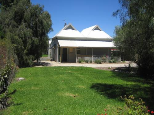Showgrounds Cottage Naracoorte Cover Picture