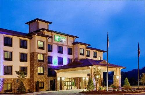 Holiday Inn Express Hotel & Suites Lexington North West-The Vineyard Cover Picture