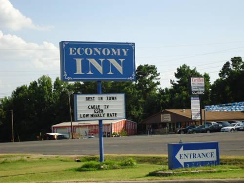Economy Inn Ashdown Cover Picture