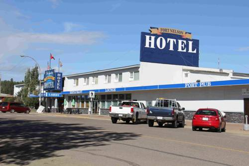 Fort Nelson Hotel Cover Picture