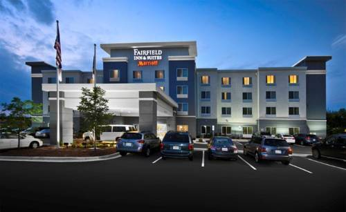 Fairfield Inn & Suites by Marriott Smithfield Cover Picture