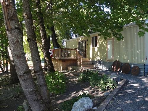 Grants Pass Cabins Cover Picture