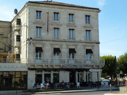Comptoir des Latitudes - Hôtel du Centre Cover Picture