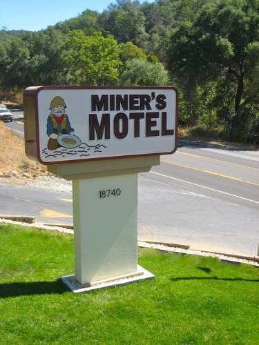 Miners Motel Jamestown Cover Picture