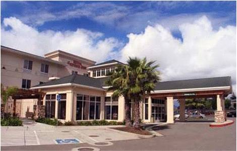 Hilton Garden Inn Redding Cover Picture