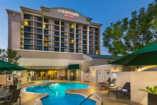 Courtyard by Marriott Los Angeles Pasadena/Monrovia Cover Picture