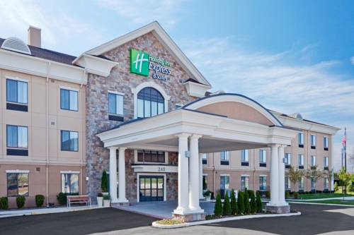 Holiday Inn Express Hotel & Suites Warminster-Horsham Cover Picture