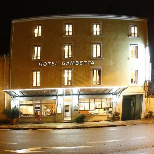 Hôtel Gambetta Cover Picture