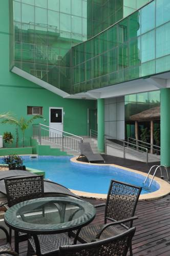 Hotel Horizonte Novo Cover Picture