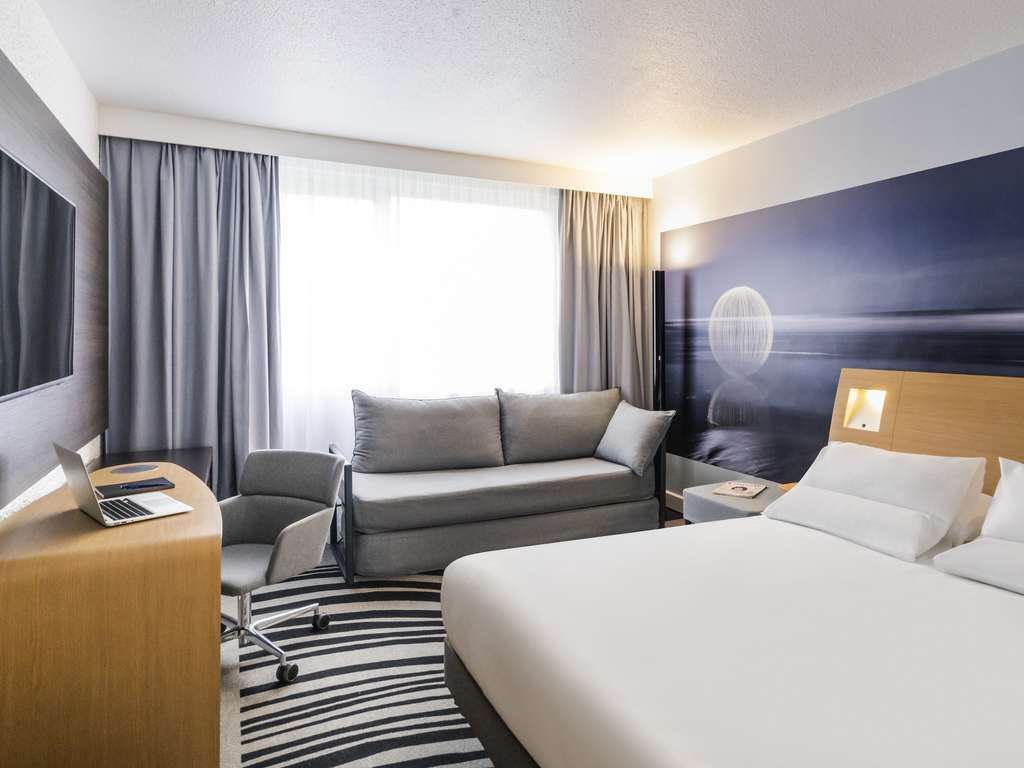 Novotel Saclay Cover Picture