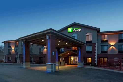 Holiday Inn Express Glenwood Springs Aspen Area Cover Picture