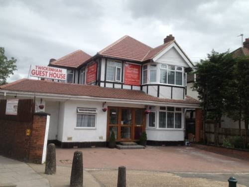 Twickenham Guest House Cover Picture
