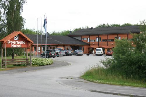 Overhalla Hotel Cover Picture