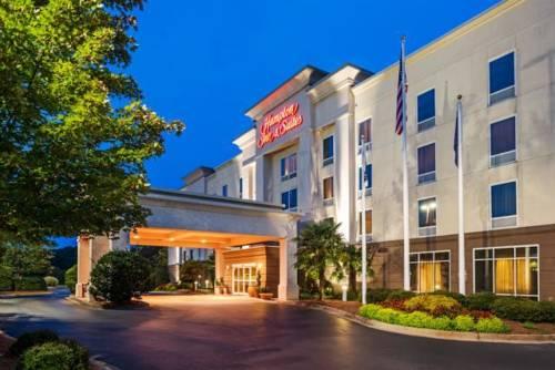 Hampton Inn & Suites Clinton Cover Picture