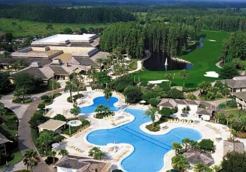 Saddlebrook Resort & Spa Cover Picture