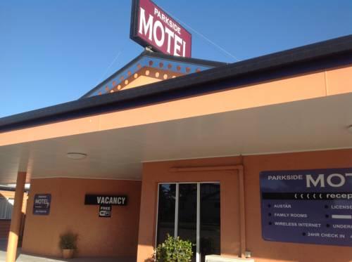 Parkside Motel & Licensed Restaurant Cover Picture