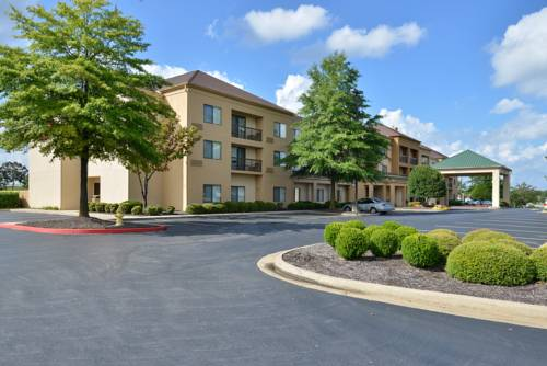 Courtyard by Marriott Bentonville Cover Picture