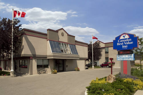 Canadas Best Value Inn Toronto Cover Picture