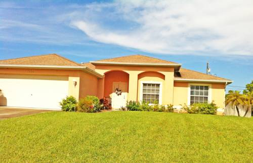 Cape Coral Bed & Breakfast Cover Picture