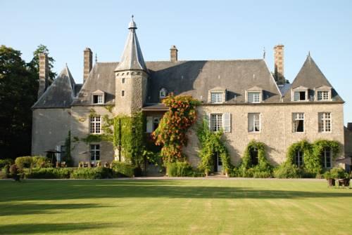 Château de Saint Paterne Cover Picture