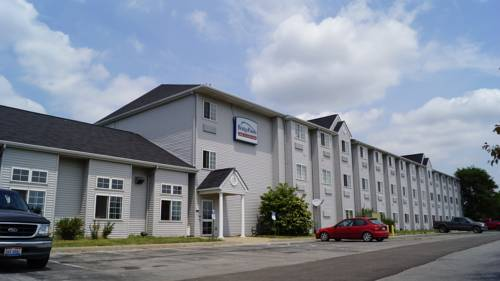 Bridgepointe Inn & Suites Toledo-Perrysburg-Rossford-Oregon-Maumee Cover Picture