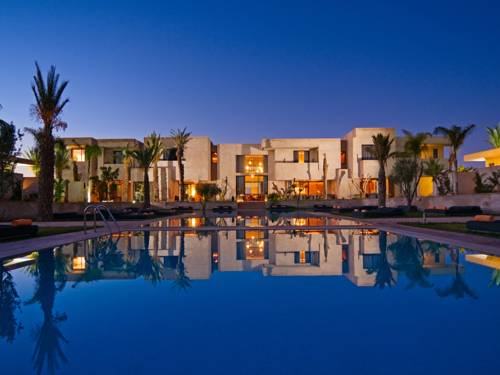 Sirayane Boutique Hotel & Spa Marrakech Cover Picture