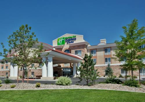 Holiday Inn Express Hotel Twin Falls Cover Picture