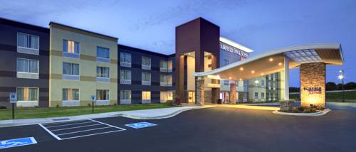 Fairfield Inn and Suites by Marriott Madison West / Middleton Cover Picture