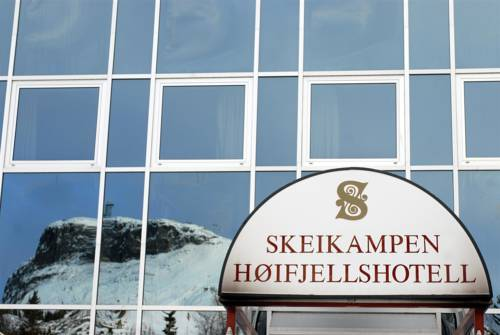 Thon Skeikampen Resort Cover Picture
