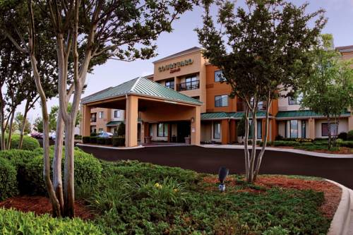 Courtyard by Marriott Charlotte Matthews Cover Picture