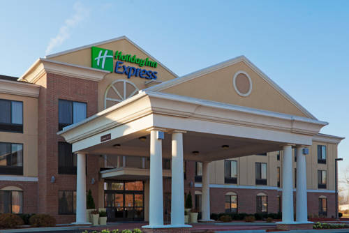 Holiday Inn Express Bloomington North-Martinsville Cover Picture