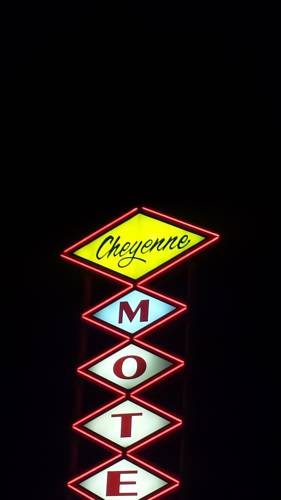 Cheyenne Motel Cover Picture