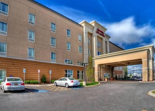 Hampton Inn & Suites Rochester/Henrietta Cover Picture