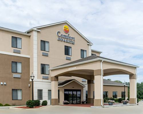 Comfort Inn & Suites Lawrence Cover Picture