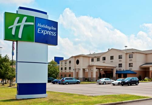 Holiday Inn Express Hotel Pittsburgh-North/Harmarville Cover Picture