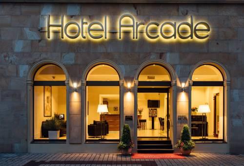 Arcade Hotel Cover Picture