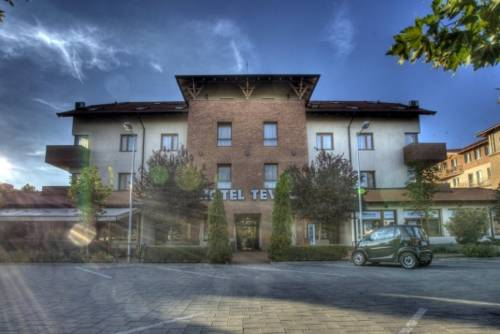 Hotel Tevel Cover Picture