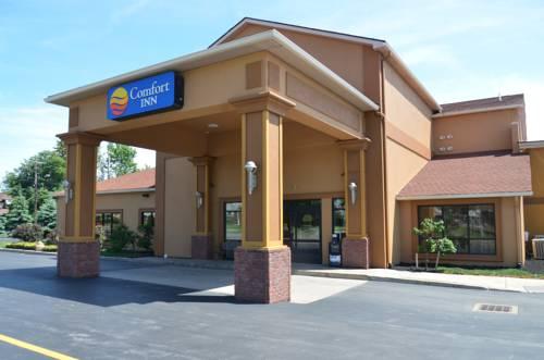 Comfort Inn Near Walden Galleria Mall- Cheektowaga Cover Picture