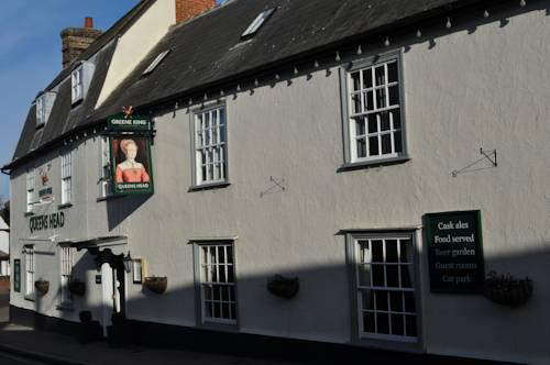 Queenshead Inn Cover Picture